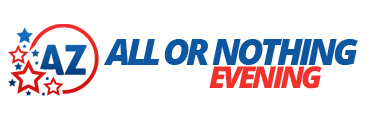 Arizona All or Nothing Evening Logo