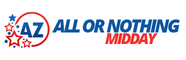 Arizona All or Nothing Midday Logo