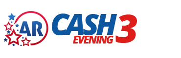 Arkansas Cash 3 Evening Logo