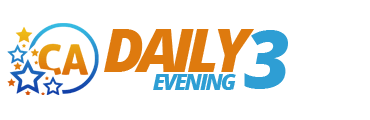 California Daily 3 Evening Logo