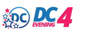 District of Columbia DC 4 Evening Logo