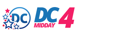 District of Columbia DC 4 Midday Logo