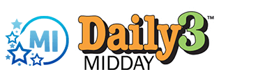 Michigan Daily 3 Midday