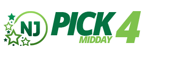 New Jersey Pick 4 Midday Logo