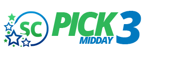 South Carolina Pick 3 Midday Logo