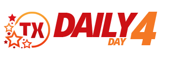 Texas Daily 4 Day Logo