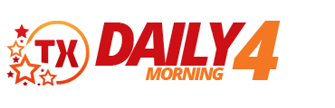 Texas Daily 4 Morning Logo