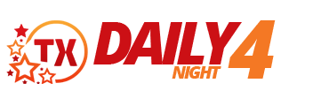 Texas Daily 4 Night Logo